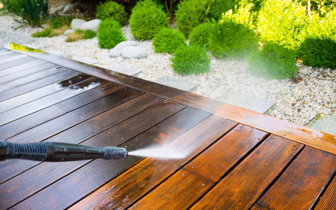 Benefits of Professional Power Pressure Washing – Danbury, CT